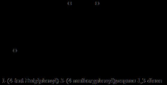 butylmethoxydibenzoylmethane